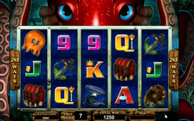 Octopays – Feel The Aquatic World With Casino Table